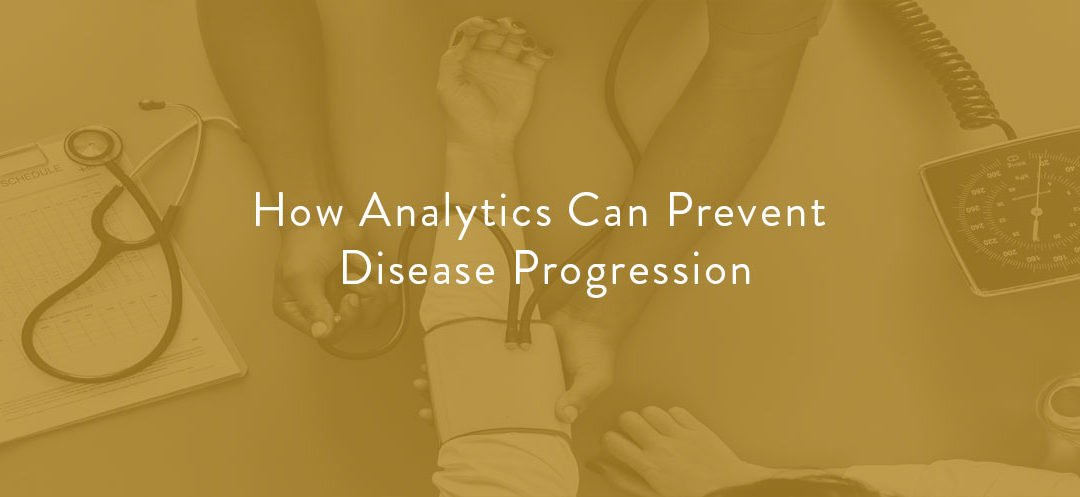 How analytics can prevent disease progression